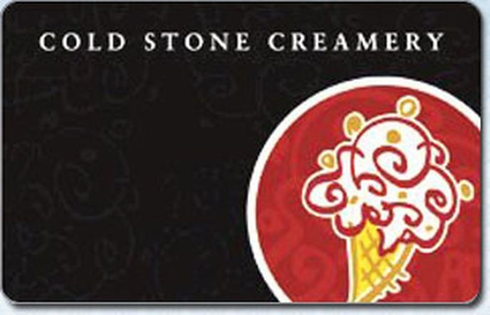 Cold Stone eGift
