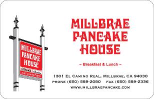 Millbrae Pancake House eGift
