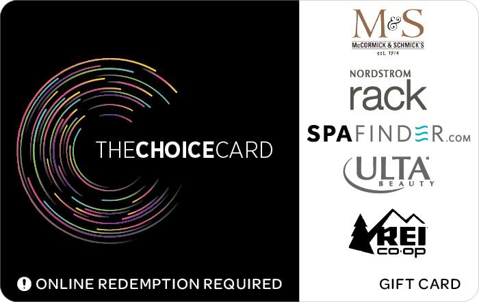 The Choice eGift Card