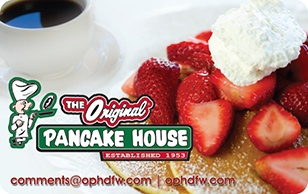 The Original Pancake House - DFW eGift Card