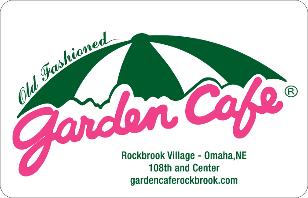 West Garden Café eGift Card