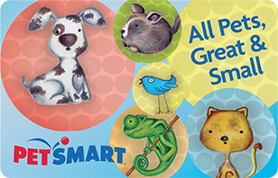 Petsmart eGift Card