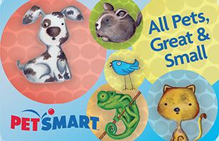 Petsmart eGift Card