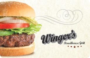 Winger's Roadhouse eGift Card