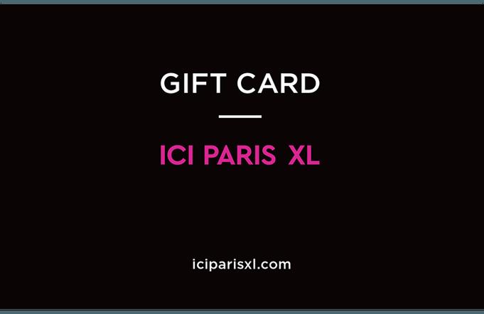 ICI Paris cadeaukaart
