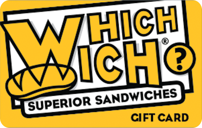 Which Wich eGift