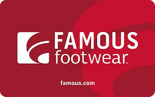 Famous Footwear eGift