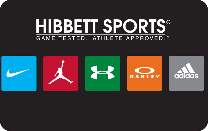 Hibbett Sports Gift Card