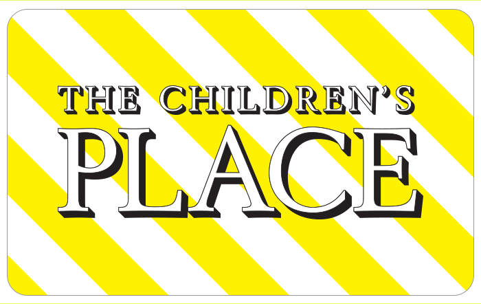 The Children's Place and Gymboree Gift Card