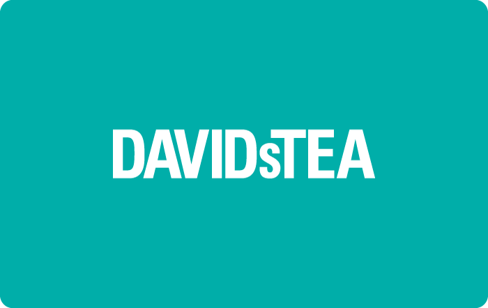 Davids Tea eGift Card