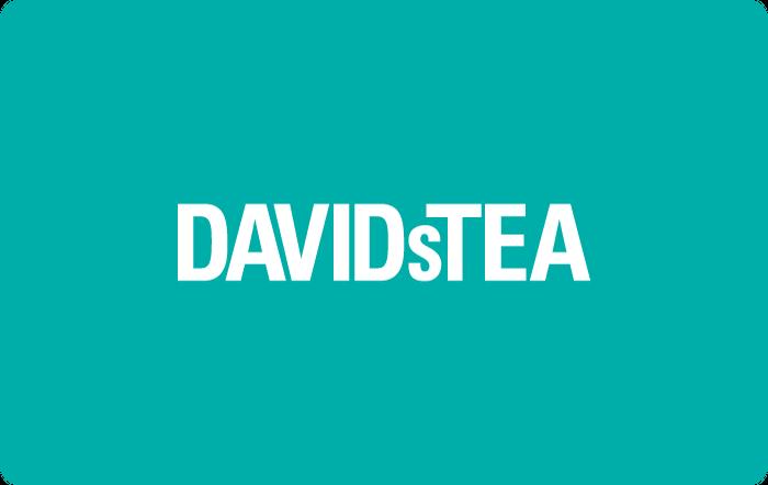 DAVIDsTEA eGift Card