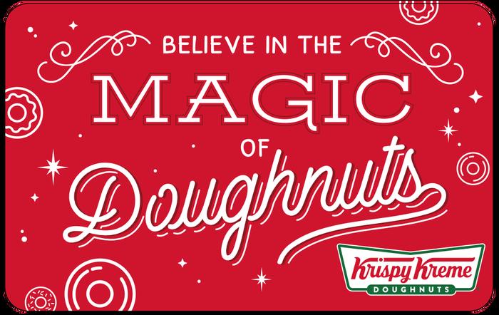 Krispy Kreme eGift Card