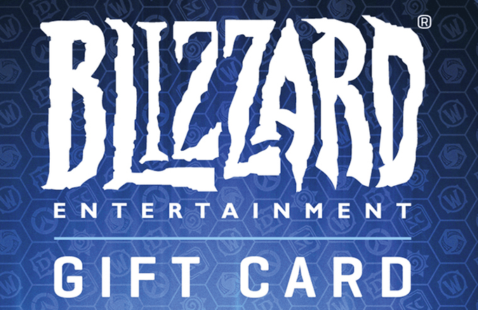 Blizzard Battle Net 40GBP eGift