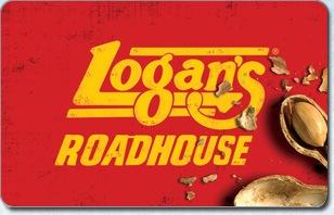 Logan's Roadhouse Egift Card