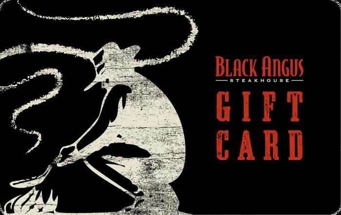 Black Angus eGift Card