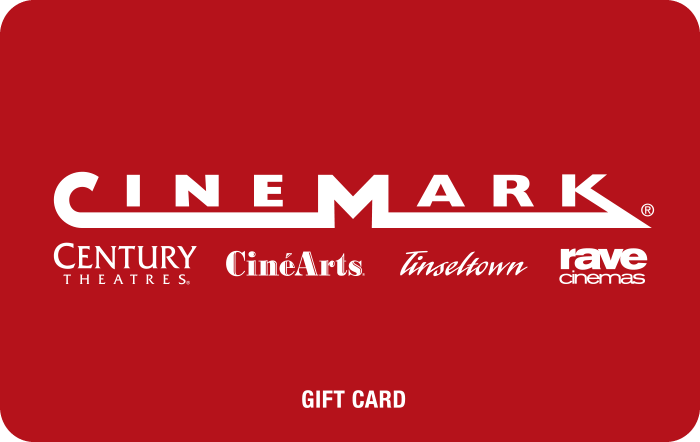 Promotion of Cinemark eGift