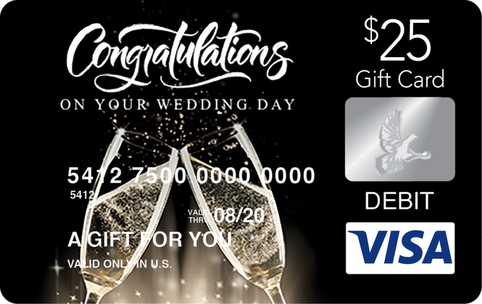 Wedding Visa® Gift Card