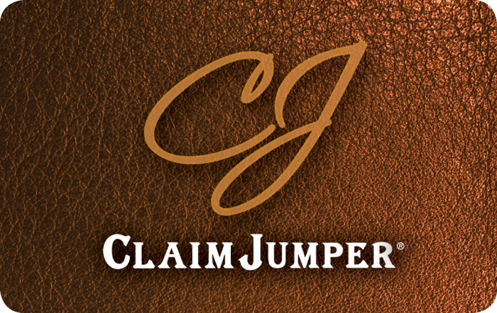 Claim Jumper Gift Card
