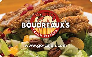 Boudreaux's Cajun Kitchen eGift