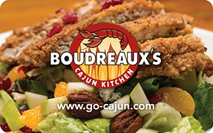 Boudreaux's Cajun Kitchen eGift