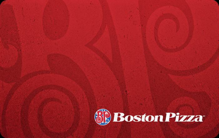 Boston Pizza eGift Card