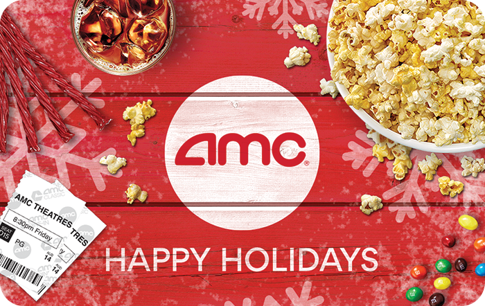 AMC Theatres eGift Card