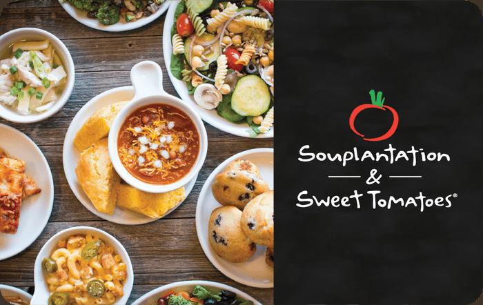 Sweet Tomatoes & Souplantation eGift