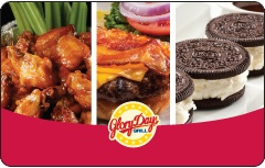 Glory Days Grill Gift Card