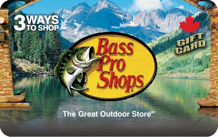 Bass Pro Shops eGift Card