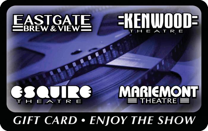Esquire Theatre Group eGift Card
