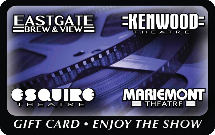 Esquire Theatre Group eGift Cards