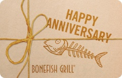 Bonefish Grill Black Gift Card