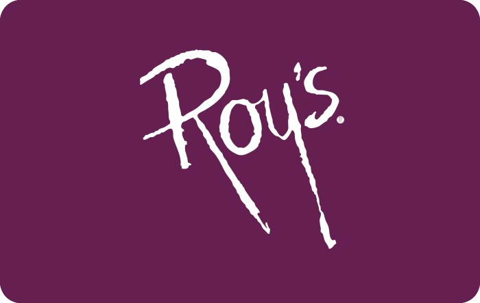 Roy's Restaurant eGift Card