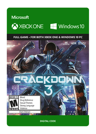 Crackdown 3 Full Game Download