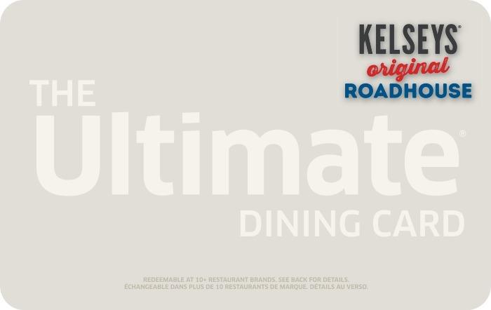 Kelseys eGift Card