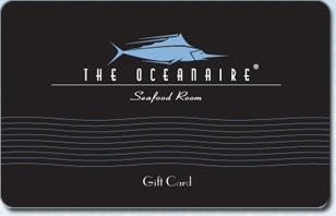 Oceanaire Restaurants eGift