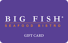 Big Fish Gift Card