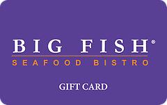 Big Fish Gift Card