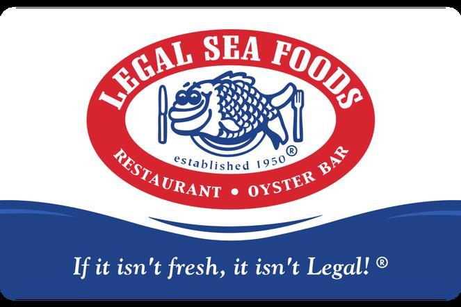 Legal Sea Foods eGift
