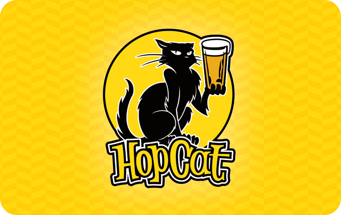 HopCat Gift Card