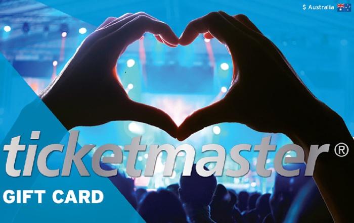 Ticketmaster eGift Card
