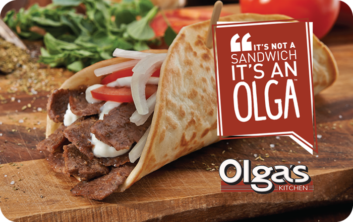 Olga's Kitchen eGift