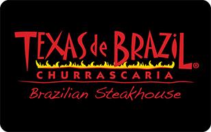 Texas de Brazil eGift Card
