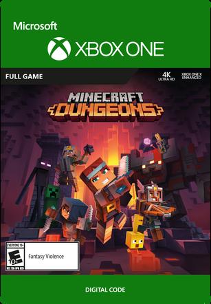 Xbox Minecraft Dugeons $19.99