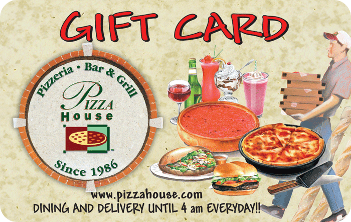 Pizza House eGift Card