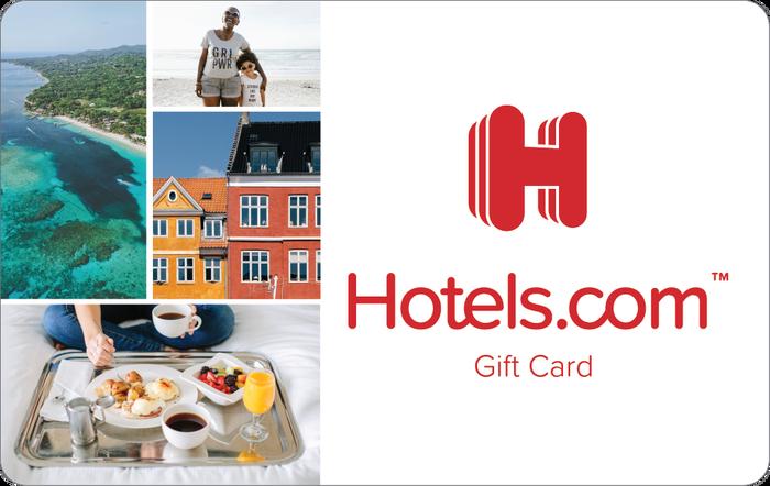 Hotels.com eGift Card