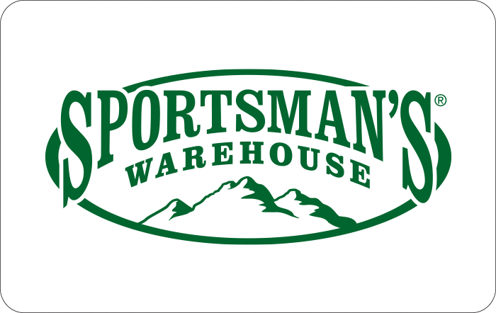 Sportsman's Warehouse Gift Card