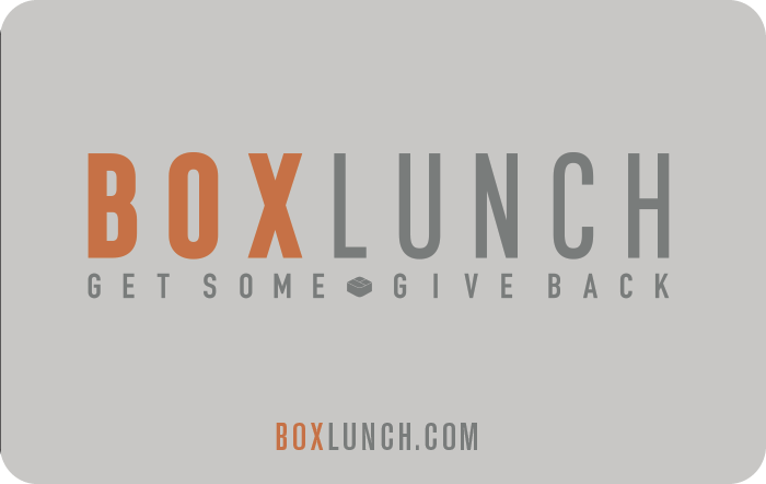 BoxLunch eGift Card