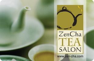 ZenCha Tea Salon eGift Card