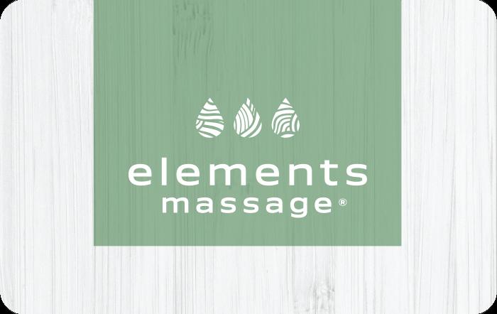 Elements Massage® Gift Card